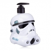 Star Wars Shower Gel Shampoo White 500ml