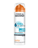 L'oréal Paris L'oreal Paris Men Expert Hydrasensitive Gel De Afeitado Para Pieles Sensibles 200ml