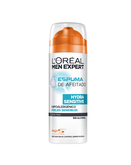 L'oréal Paris Men Expert Hydrasensitive Espuma De Afeitado Para Pieles Sensibles 200ml
