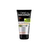 Loreal Men Expert Pure Power Cleansing Gel With Scrub 150ml