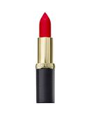L'oréal Paris Color Riche Matte 358 Lava Pintalabios Mate Rojo