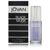 Jovan Black Musk Men Eau De Cologne Spray 88ml