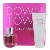 Calvin Klein Downtown Eau De Parfum Spray 90ml Set 2 Parti 2017