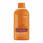 Lancaster Tan Maximizer Soothing Moisturizer Repairing After Sun Face and Body 400ml