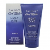 Davidoff Cool Water Night Dive Women Body Lotion 150ml