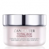 Lancaster Total Age Correction Umfassende Anti Ageing Tagescreme Spf15 Für Normale Haut 50ml