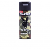 Playboy Play It Wild Men Deodorant Spray 150ml
