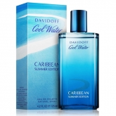 Cool Water Caribbean Summer Edition 2018 Men Eau De Toilette Spray 100ml