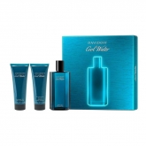 Davidoff Cool Water Eau De Toilette Spray 125ml Set 3 Pieces 2019