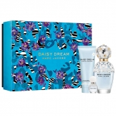 Marc Jacobs Daisy Dream Eau De Toilette Spray 100ml Set 3 Piezas