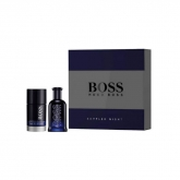 Hugo Boss Boss Bottled Night Eau De Toilette Spray 100ml Set 2 Pieces 2018