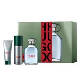 Hugo Boss Man Eau De Toilette Spray 125ml Set 3 Artikel 2020