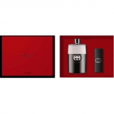 Gucci Guilty Homme Eau De Toilette Spray 150ml Set 2 Pieces 2018