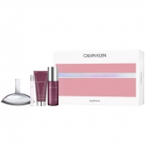 Calvin Klein Euphoria Eau De Perfume Spray 100ml Set 4 Pieces 2019