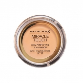 Max Factor Miracle Touch Skin Perfecting Foundation Spf30 075 Golden