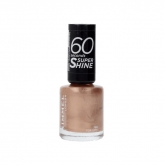 Rimmel 60 Seconds Super Shine 513 Let's Get Nude