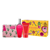 Escada Flor del Sol Eau De Toilette Spray 100ml Set 3 Piezas 2020