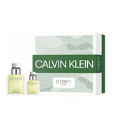 Calvin Klein Eternity Men Eau De Toilette Spray 100ml Set 2 Piezas