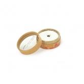 Couleur Caramel Paillettes 02 Blanches À Reflets 4g