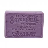 Savon Exfoliant Lavandin 100g
