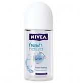 Nivea Fresh Natural Roll On 50ml