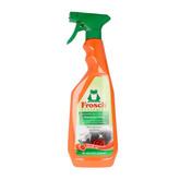 Frosch Ökologisch Vitro Induktion Mit Rot Orange 750ml