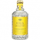 4711 Acqua Colonia Lemon And Ginger Eau De Cologne Spray 170ml