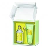4711 Lemon & Ginger Eau De Cologne Vaporisateur 170ml Coffret 2 Produits