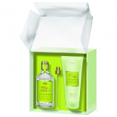 4711 Acqua Colonia Lime & Nutmeg Eau De Cologne Spray 170ml Set 2 Pieces