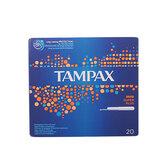 Tampax Super Plus Tampones Con Aplicador 20