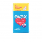 Evax Cottonlike Compresas Con Alas Normal Plus 28 Unidades