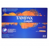 Tampax Compak Super Plus 22 Units