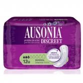 Ausonia Discreet Sanitary Towels  Normal Urinary Incontinence 12 Units