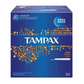 Tampax Super Plus 30 Unidades