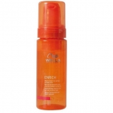 Wella Enrich Bouncy Foam For Curvy Or Wavy Hair 150ml
