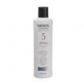 Nioxin System 5 Cleanser Shampoo 300ml