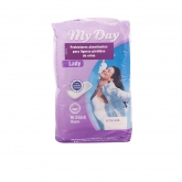 My Day Incontinence Towel Extra 16 Units