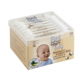 Bel Nature Safety Cotton Buds 56 Units