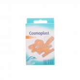 Cosmoplast Elastic Stripes For Fingers 16 Units