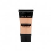 Wet N Wild Coverall Crème Foundation E818 Light Medium