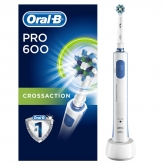 Oral-B Cross Action Pro 600 Electric Toothbrush