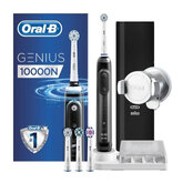 Oral-B Genius 10000N Sensi Ultrathin Electric Toothbrush Set 5 Artikel