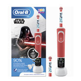 Oral-B Vitalkids Starwars Plus Cepillo Dental Eléctrico Recargable