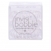 Invisibobble Hair Ring  Crystal Clear 3 Pieces