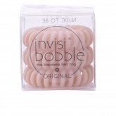 Invisibobble Hair Ring To Be Or Nude To Be 3 Pieces