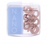 Invisibobble Hair Ring Nano To Be Or Nude To Be 3 Pieces