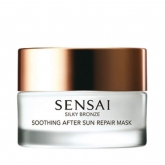Kanebo Sensai Silky Bronze Soothing After Sun Repair Mask 50ml
