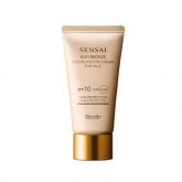 Kanebo Sensai Silky Bronze Sun Protective Cream For Face Spf10 50ml