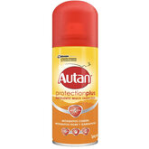 Autan Protection Plus Mosquito Repellent Spray 100ml