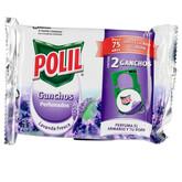 Polil Antipolillas Colgador Perfumador Lavanda 2 Unidades